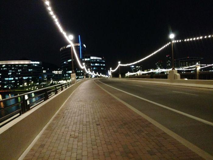 Night Cities At Night