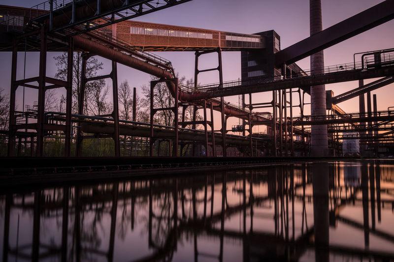 Zeche zollverein unesco world heritage