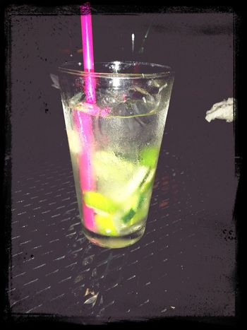 Last Drink, I Promise Cucumber Cooler Indian Summer Monday Night.