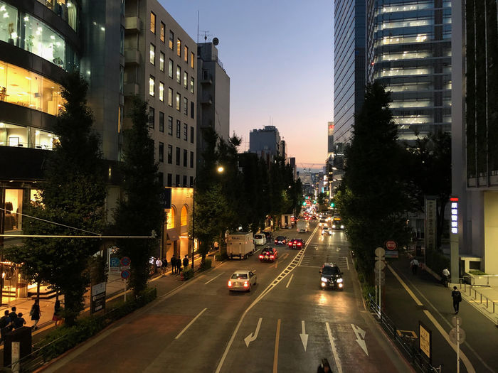Transportation Motor Vehicle Nightphotography