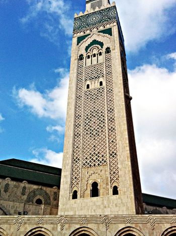 Casablanca, Mosquée Hassan 2 Architecture Traveling Taking Photos Exploring