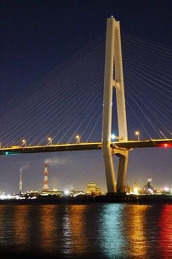 Bridge Enjoying Life 港街 名港トリトン