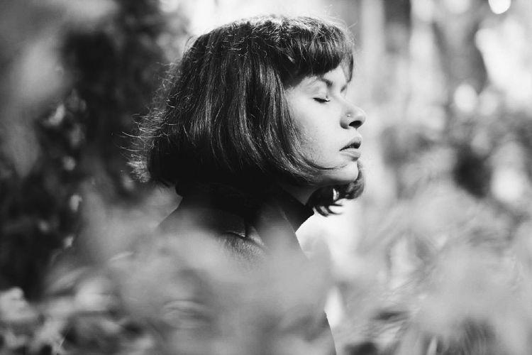 EyeEm Selects Headshot Portrait Young Women Sensibility Sensitivity Woman