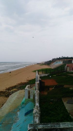 Another Side Of Beach At Gopalpur