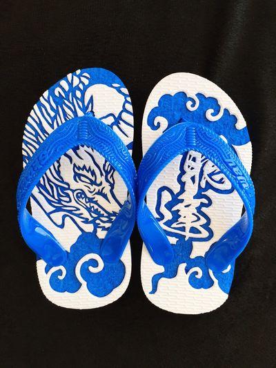 島ぞうり オリジナルデザイン 14cm Beach Sandals oOriginaldesignaArtcCarving手手彫りsShimazouri沖沖縄