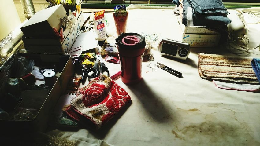 仕事 縫製