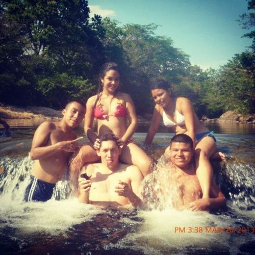 W /Friends AfterU River MiniCascada LaPintada InstanMoment InstamFunny CoolPic DeLoMejor Excelente