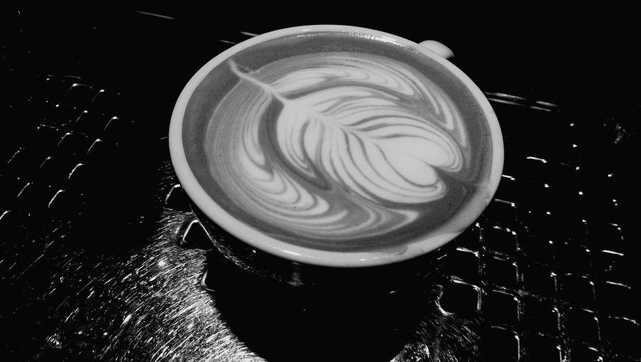 Coffee Cappucino Cafe Latte Rosetta Latte Art Latte Espresso Chiayi 6oz 咖啡外漏