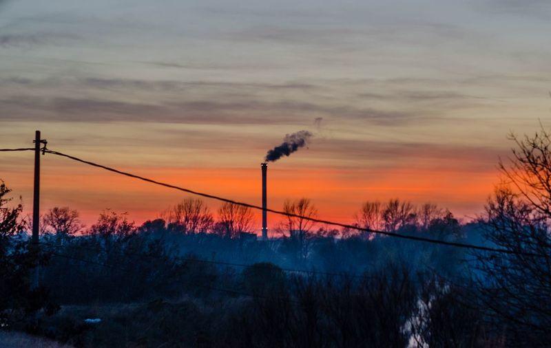 Industrial Sky