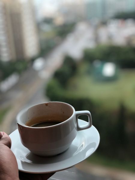 Intersting Morning Caffeine Cup Mug Drink Food And Drink Refreshment Hot Drink Tea - Hot Drink Day Hand Human Hand One Person Coffee Cup Coffee