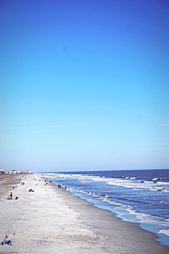 Live the life you Love and love the life you Live Saltlife Adventure South Carolina Check This Out Relaxing Taking Photos Enjoying Life Hanging Out Folly Beach Beautiful Nature Water Outdoors Sunshine Water_collection Ocean People Of The Oceans