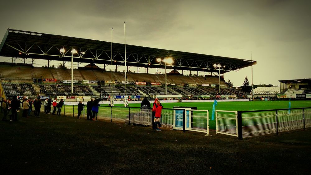 CAB Stadium Brive La Gaillarde Rugby Top14 Historic Before The Game