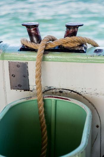 Green Rope Work