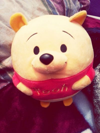 what he gave me I love it!! Shocked I Love It I Love Pooh!! ♡ Surprised :O