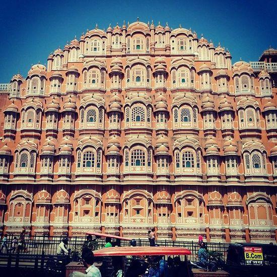 Jbclickz Jaipur Rajasthantourismofficial Hawamahal Traveldiaries TravelPlaces Pinkcity Busystreet Photobombing
