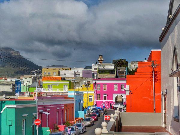 Bo-Kaap Malay, Malay Quarter in Cape Town, South Africa, Part 13 South Africa Cape Town Malay Quarter Bo-kaap
