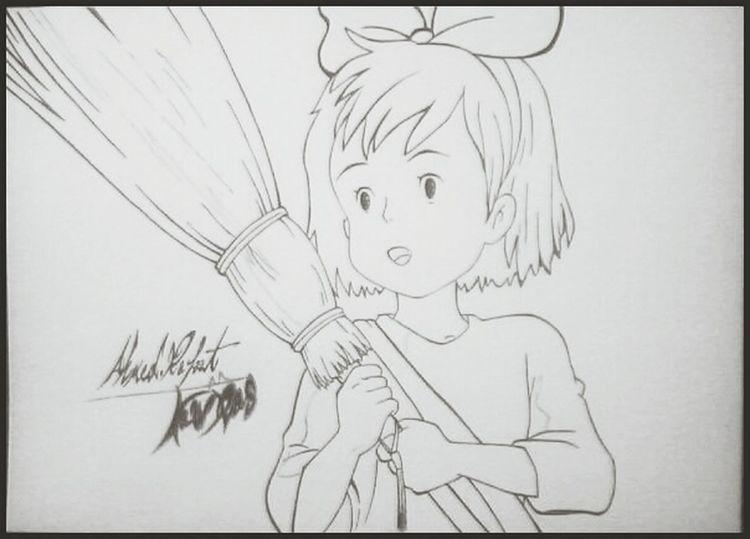 Drawing My Drawing Sketch Art