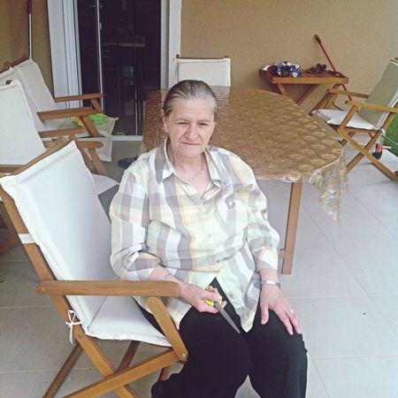 Spending Time With Grandma I Love My Grandma Enjoying Life Relaxing