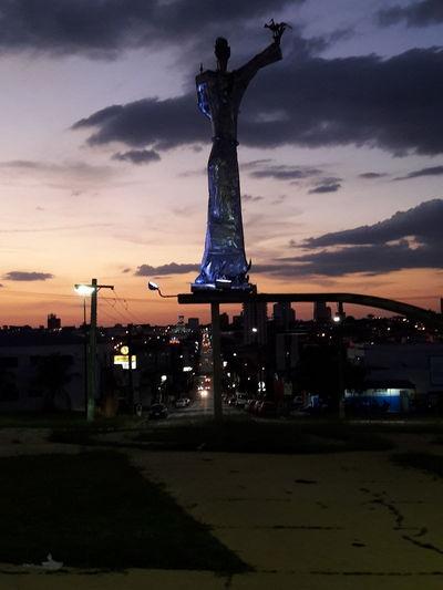 Monumento DeSão Francisco De Assis - Assis
