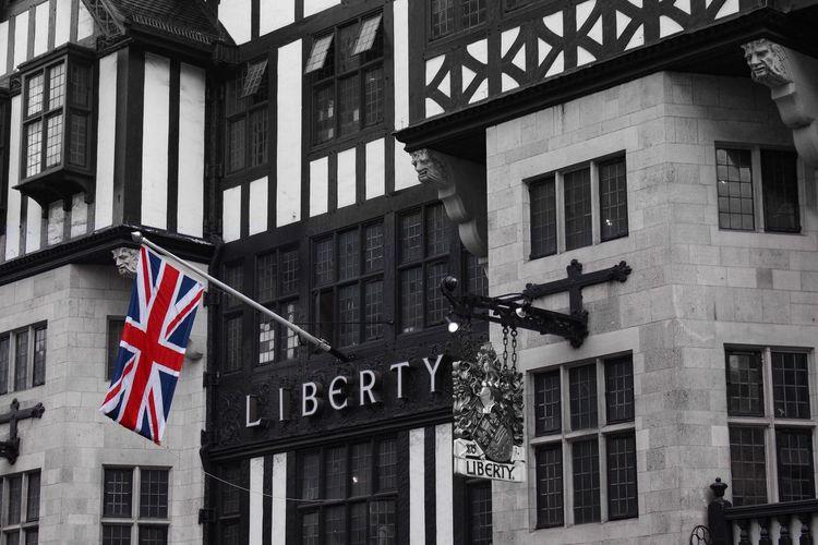 United Kingdom Close-up London Unionflag Union Flag British Flag Flag Patriotism Single Object