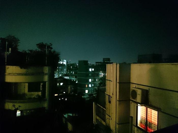 Cities At Night Dhaka At Night