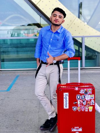 #PoloVillage #Supreme #fashion #H&M #world Polo Supreme Fashion Model One Person Young Adult Young Men Men Standing Transportation Front View Lifestyles Travel Passenger Adult