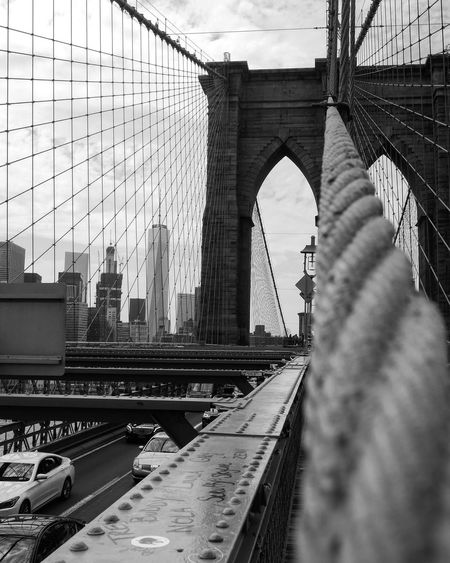 Blackandwhite EyeEm Best Shots EyeEm Nature Lover NYC NYC Street Photography Bridge Blackandwhite Photography Black And White Photography Black & White Black And White