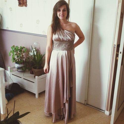 Me Dress Girl Mariage