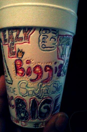 Double Cup HipHop Rip Liquor