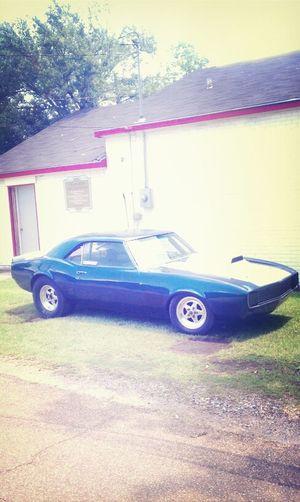 my uncle race car