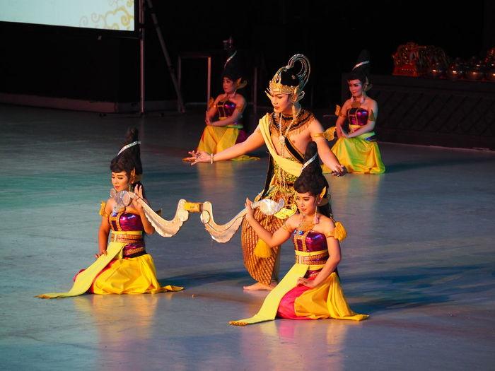 Dance Javanese