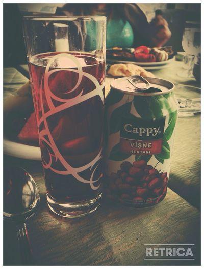 Şarap sonrası votka veeee...