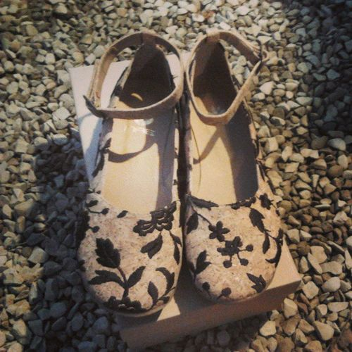 Cork shoes #nae #veganshoes #sagradelseitan Nae Sagradelseitan Veganshoes