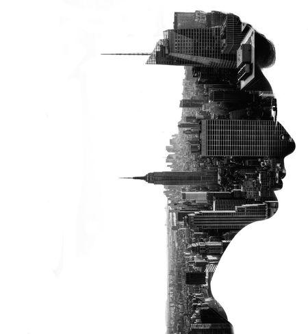 New York InstaDimka Photo Blackandwhite B&w Black&white City