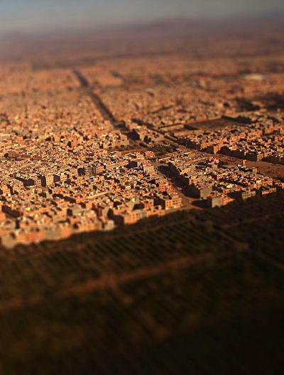 Marrakesh from