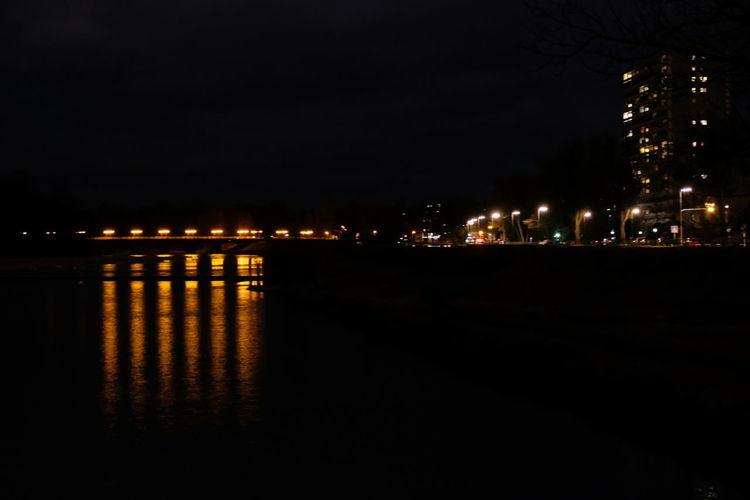 Citylights in