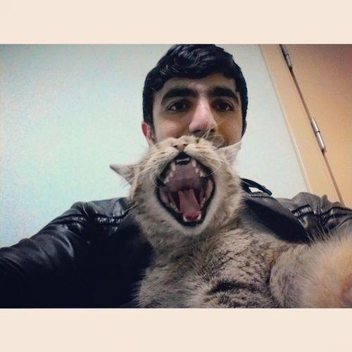 Kucuk Aslan Dişlerini Gösterdi vaybe😁😈