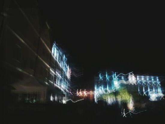 I've got a crazy camera! Bolesławiec City Lights At Night Enjoying Life Hello World Poland Beautiful City Nightphotography Night Lights Need For Speed Travelingtheworld  Traveling Photography