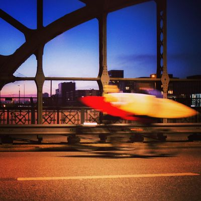 Munich Streetphotography People Colorful Colours Surfing Bridge Sebastianmarekphotos