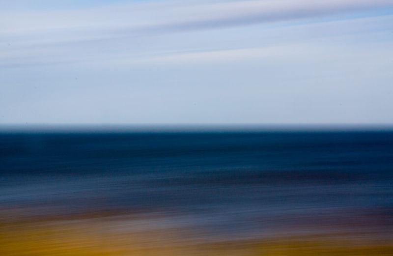 Sand, sea,