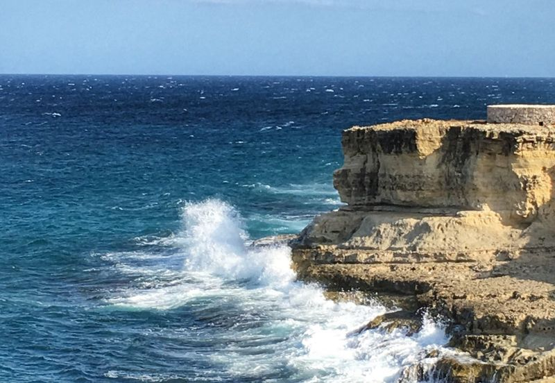 Seascape Taking Photos Puglia Photography OpenEdit Nature_collection