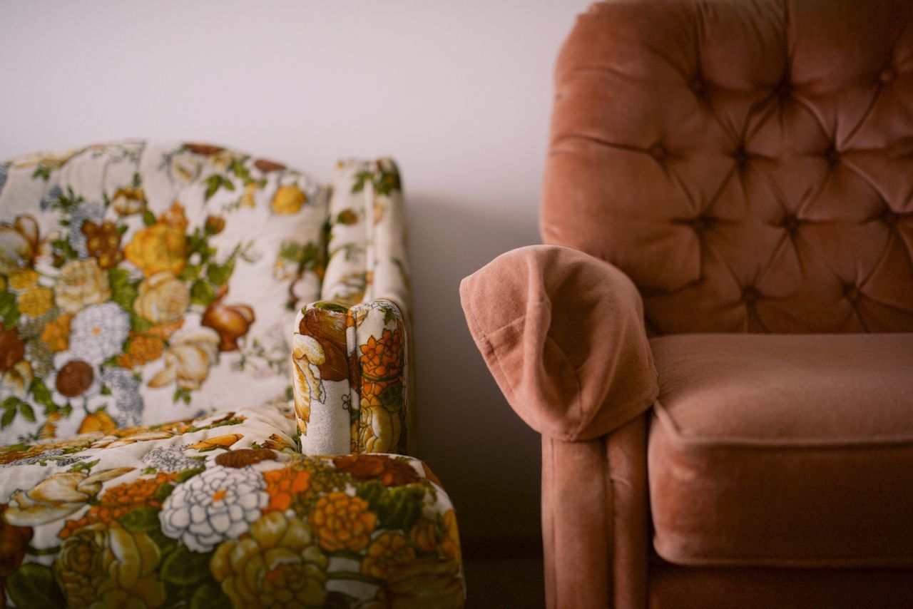 Couches at home