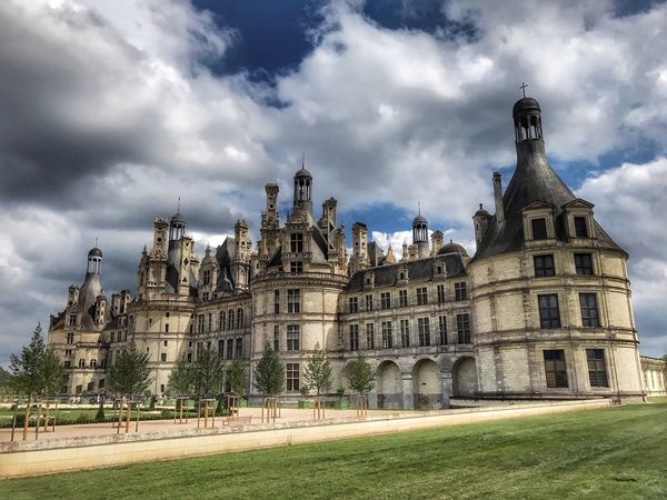 The Week On EyeEm Breathing Space Architecture History Castle Chateaux Chateau De Chambord
