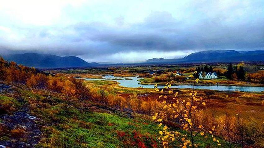 Thingvellir Nationalpark in Iceland Whyiceland Wheniniceland Ig_iceland