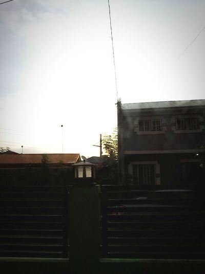 Sunrise ♥♥♡♡ Outdoors No People Like4likeback Like4shoutout Likeforfollow Like4followers Likeforcomment Lagunaphilippines LitAF Philippines Lowkey ✌ Daylight Photography