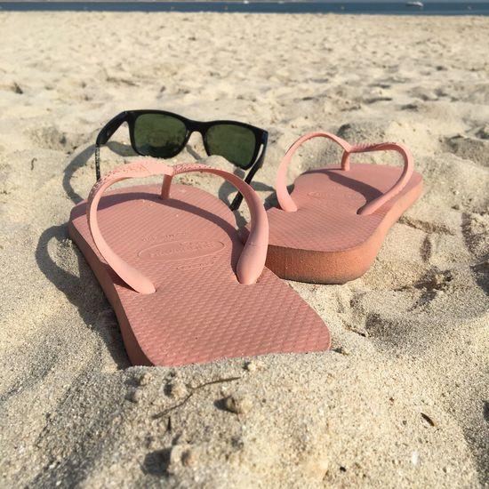 EyeEmNewHere Sand Beach Sunglasses Summer No People Shore