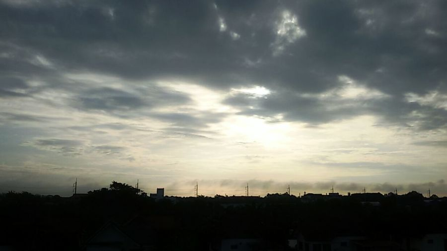 Good Morning ^^ Morning Cloud