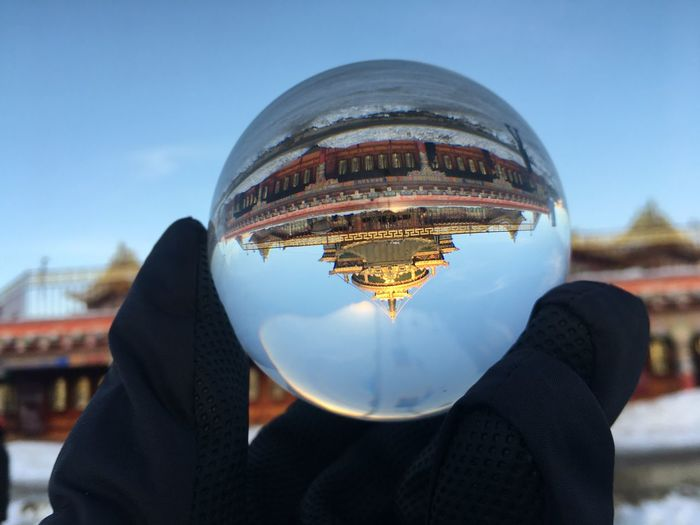 Crystal Ball in