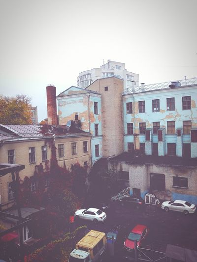 Ты где-то рядом Architecture Built Structure No People Outdoors Building Exterior Sky Day City First Eyeem Photo