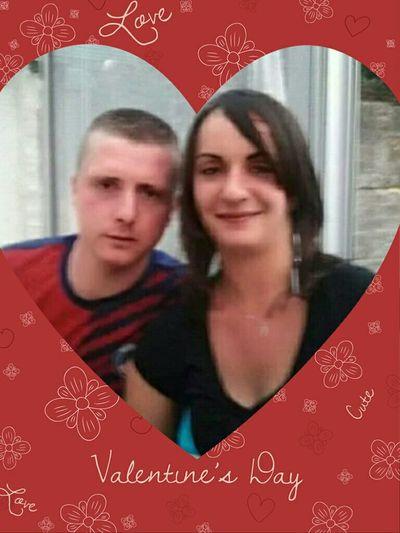 Joyeuse Saint-Valentin Je T'aime à L'infinit.. Monamour 💫 Happy Valentines Day ❤